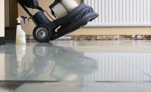 Total Office Cleaning | Floor Waxing Services