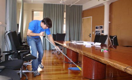 Total Office Cleaning | Janitorial Cleaning Services
